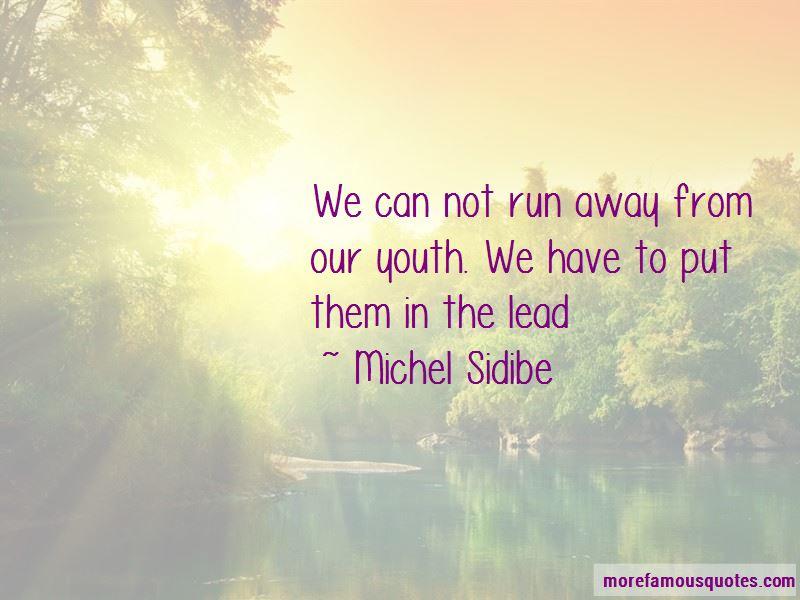 Michel Sidibe Quotes