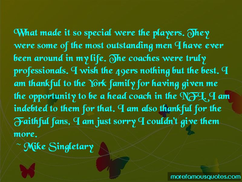 Mike Singletary Quotes Pictures 3