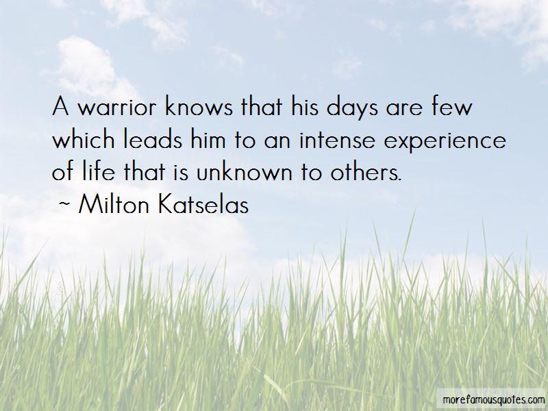 Milton Katselas Quotes