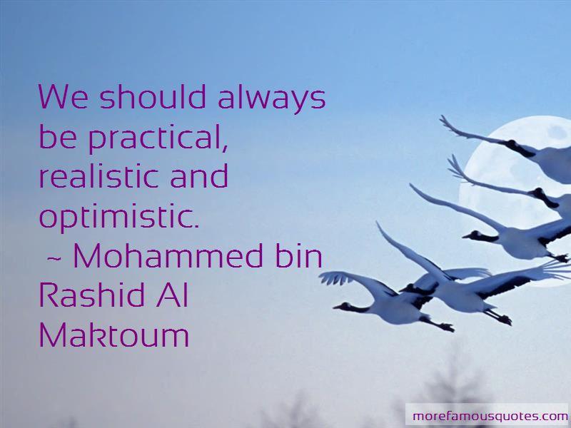 Mohammed Bin Rashid Al Maktoum Quotes Pictures 2