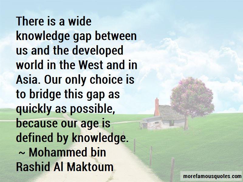 Mohammed Bin Rashid Al Maktoum Quotes Pictures 3