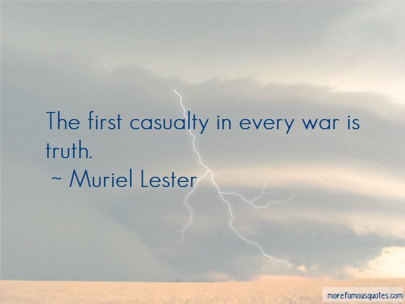 Muriel Lester Quotes Pictures 2