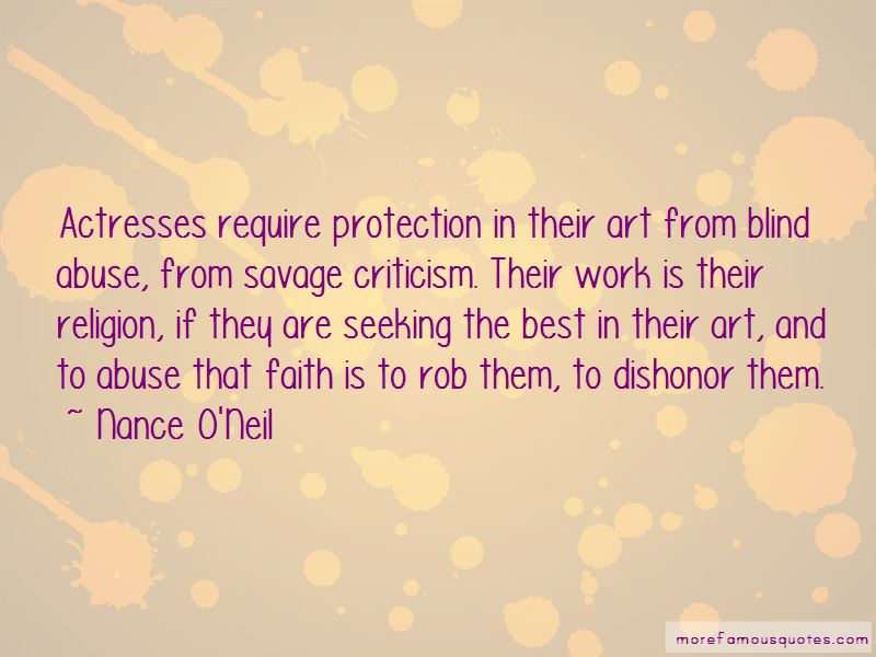 Nance O'Neil Quotes Pictures 3