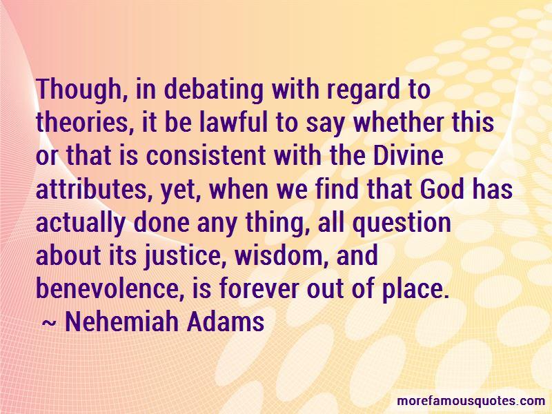 Nehemiah Adams Quotes Pictures 4