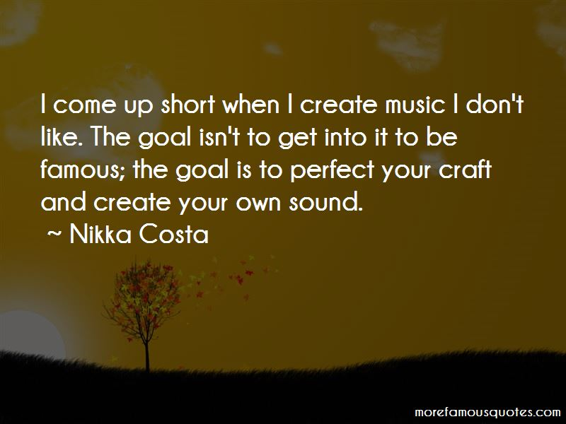 Nikka Costa Quotes Pictures 2