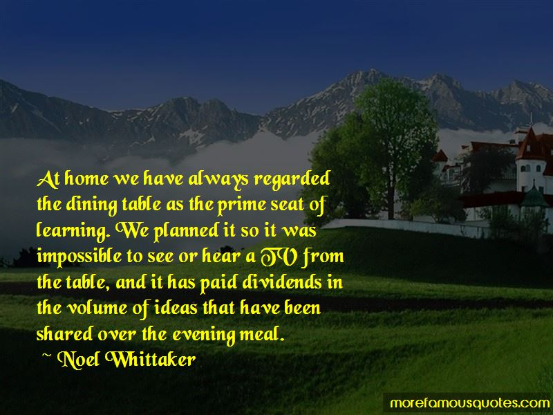 Noel Whittaker Quotes Pictures 3