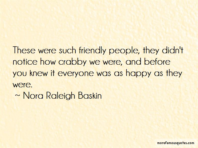 Nora Raleigh Baskin Quotes Pictures 2