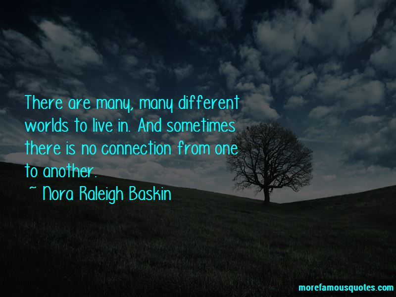 Nora Raleigh Baskin Quotes Pictures 3