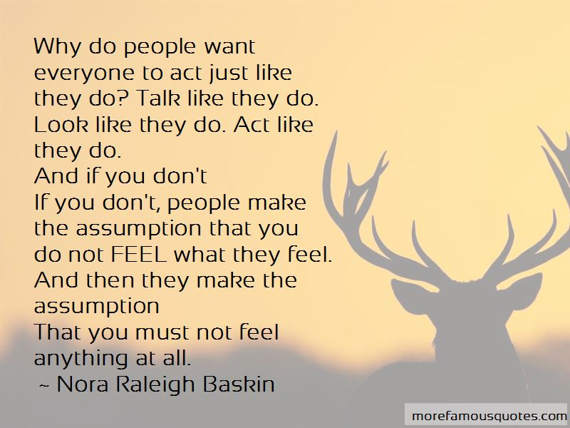 Nora Raleigh Baskin Quotes Pictures 4