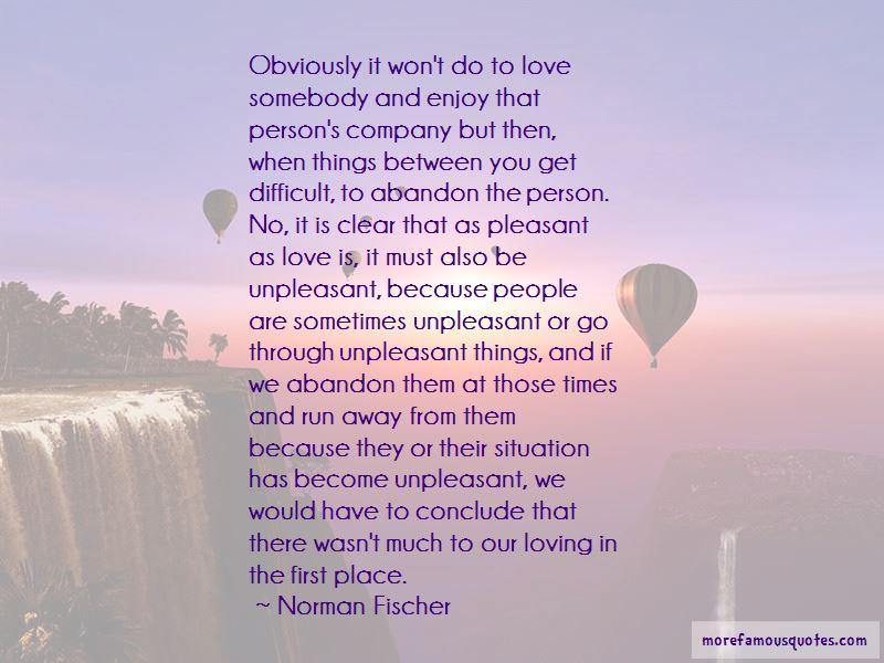 Norman Fischer Quotes Pictures 3