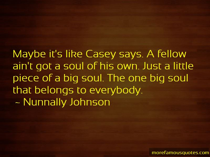 Nunnally Johnson Quotes Pictures 2
