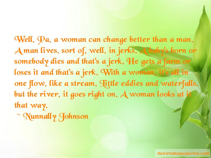 Nunnally Johnson Quotes