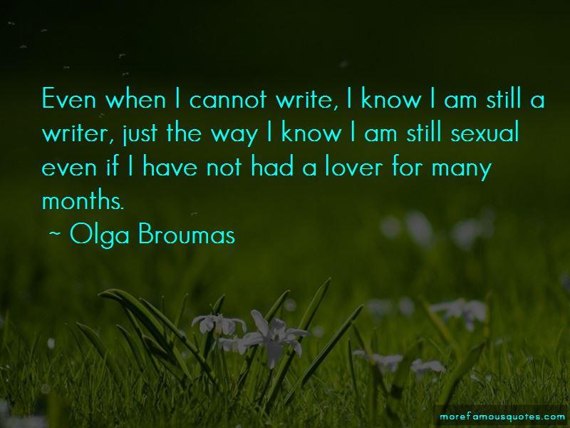 Olga Broumas Quotes Pictures 2