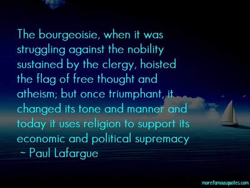 Paul Lafargue Quotes Pictures 2