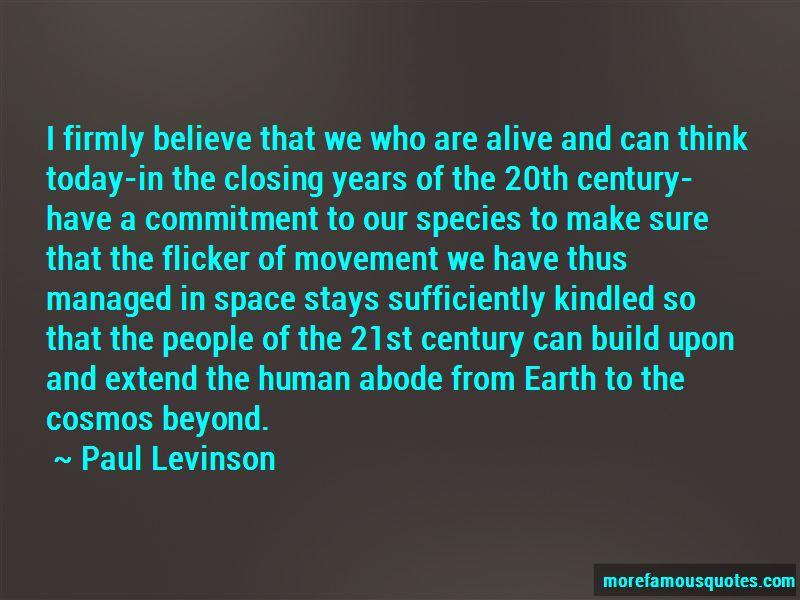 Paul Levinson Quotes Pictures 3
