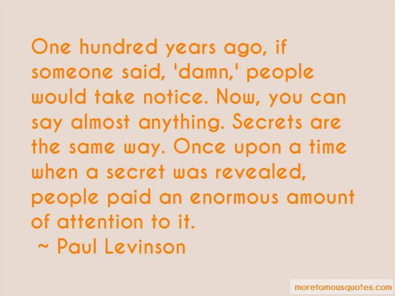 Paul Levinson Quotes Pictures 4