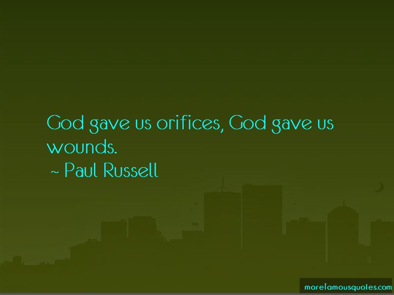 Paul Russell Quotes Pictures 4