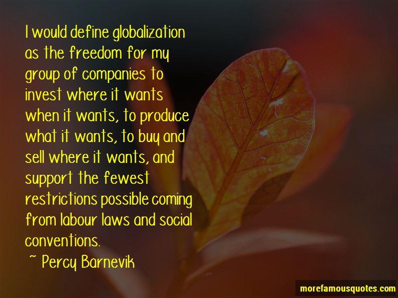 Percy Barnevik Quotes Pictures 2
