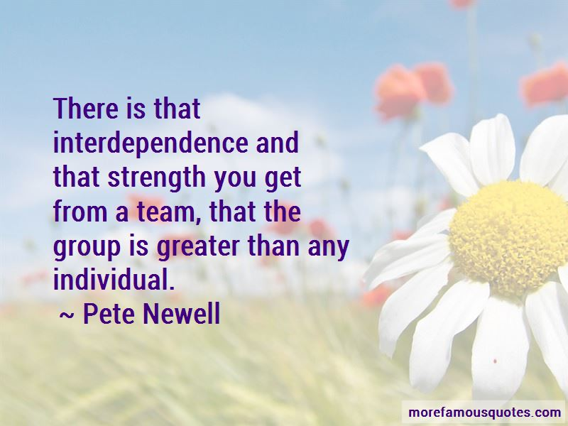 Pete Newell Quotes