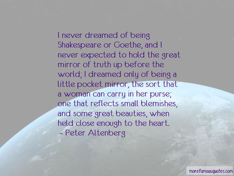 Peter Altenberg Quotes Pictures 2