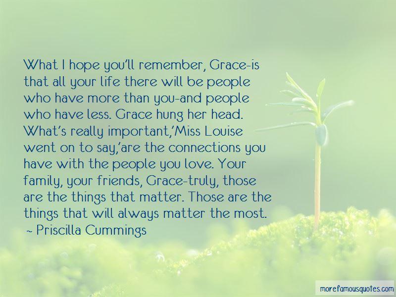 Priscilla Cummings Quotes Pictures 2
