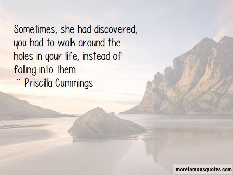 Priscilla Cummings Quotes Pictures 3