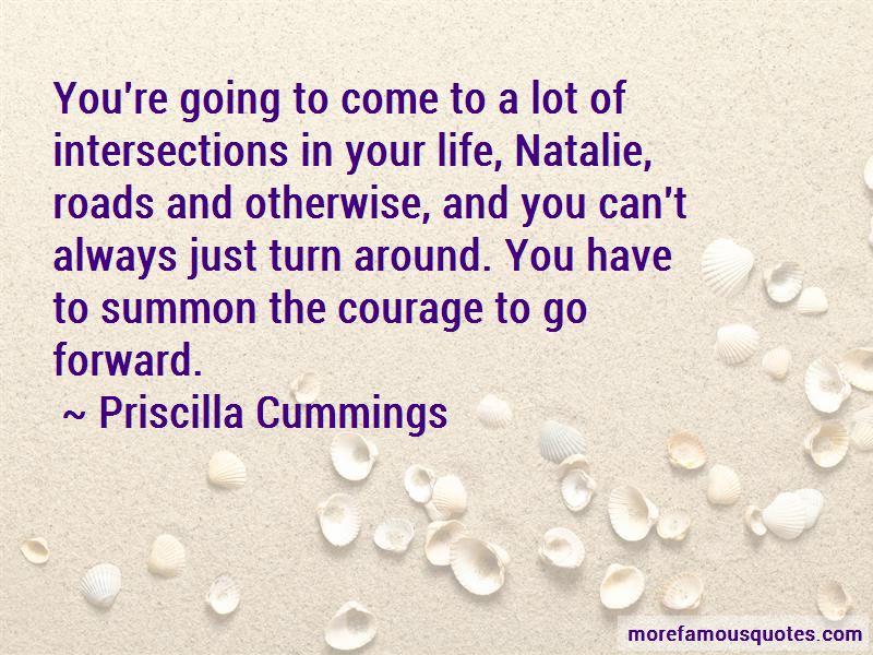 Priscilla Cummings Quotes