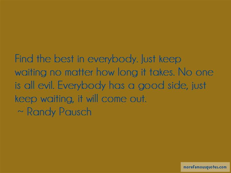 Randy Pausch Quotes Pictures 3