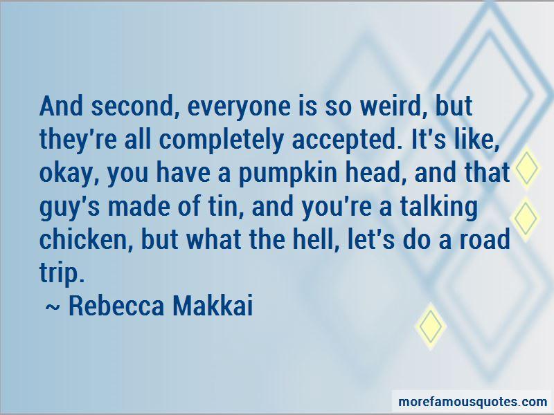 Rebecca Makkai Quotes Pictures 3