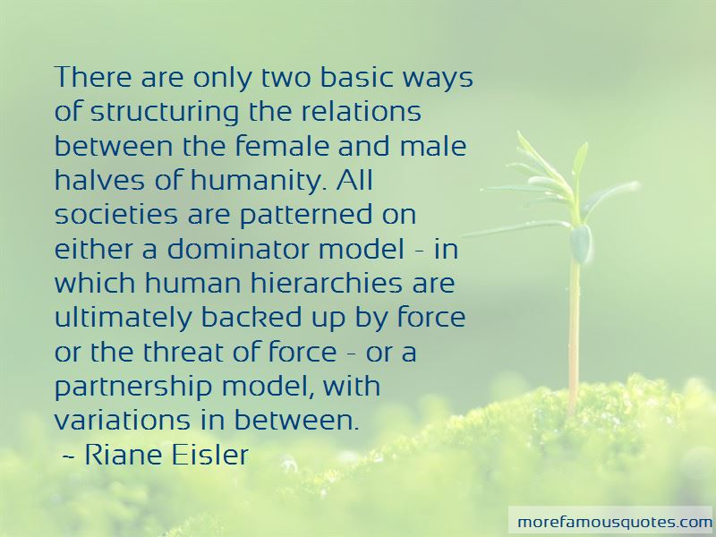 Riane Eisler Quotes Pictures 3