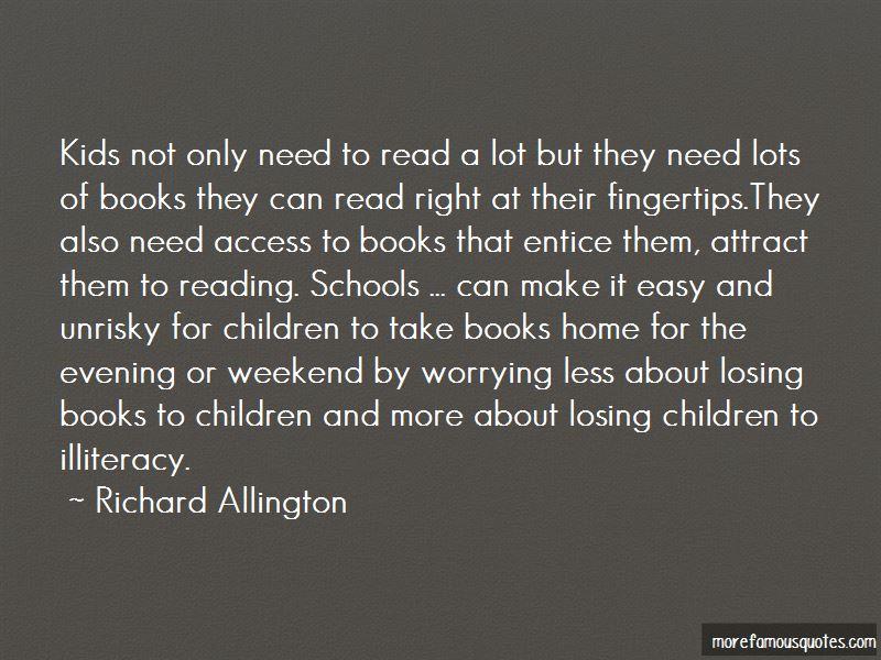 Richard Allington Quotes Pictures 2