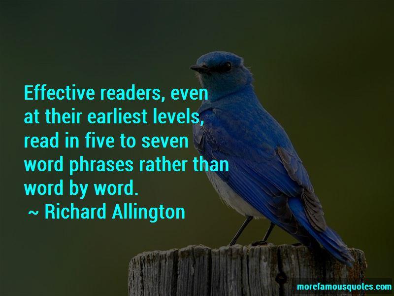 Richard Allington Quotes Pictures 3