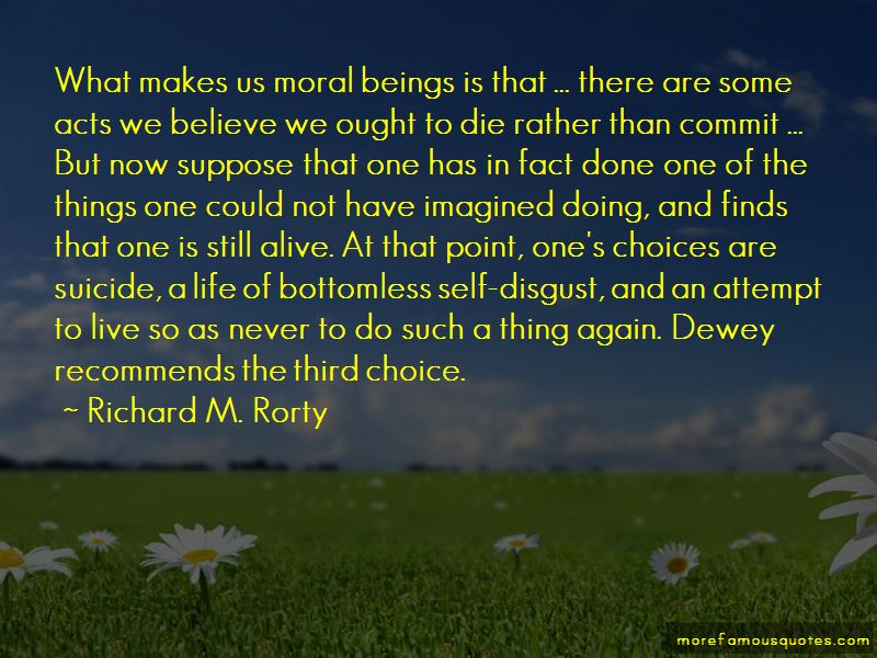 Richard M. Rorty Quotes Pictures 2