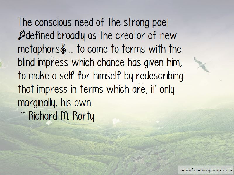 Richard M. Rorty Quotes Pictures 4