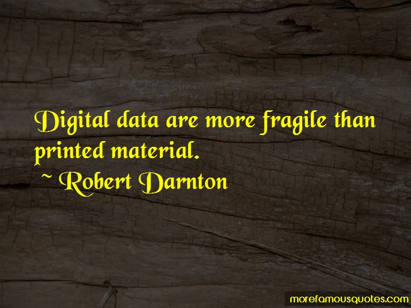 Robert Darnton Quotes Pictures 3