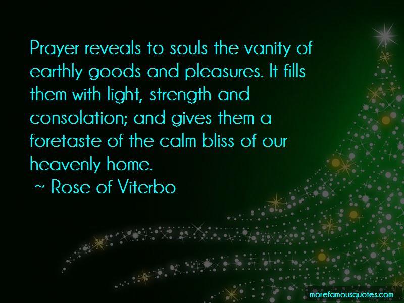 Rose Of Viterbo Quotes