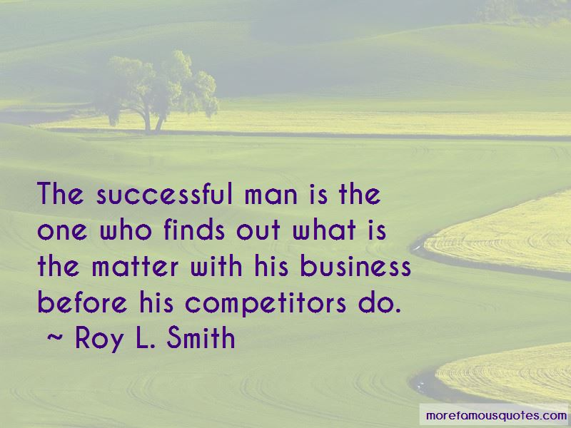 Roy L. Smith Quotes Pictures 4