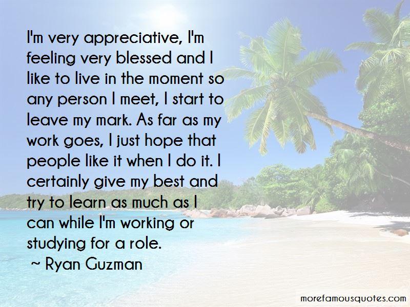 Ryan Guzman Quotes Pictures 3