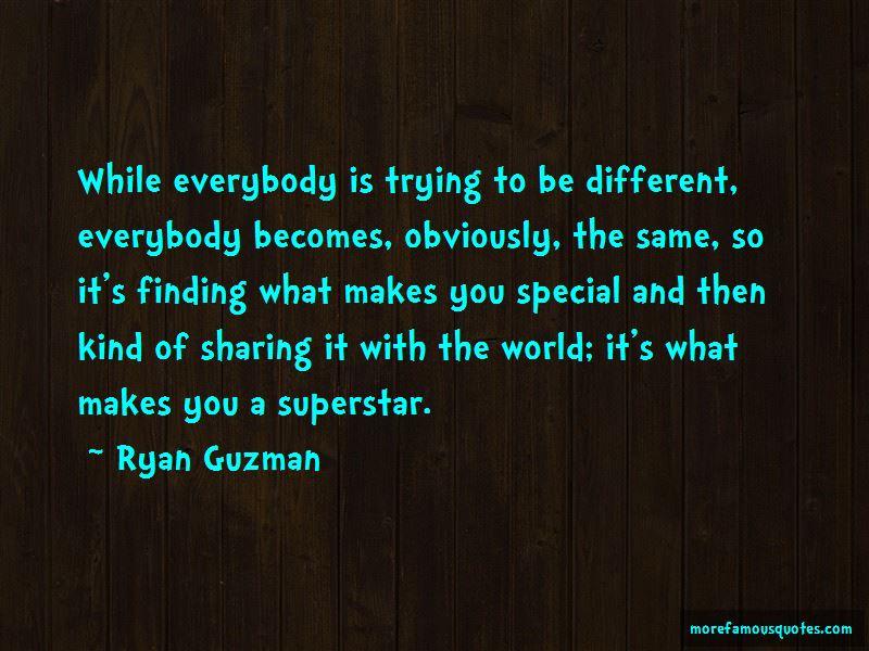 Ryan Guzman Quotes Pictures 4