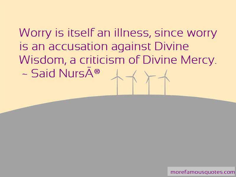 Said Nursî Quotes