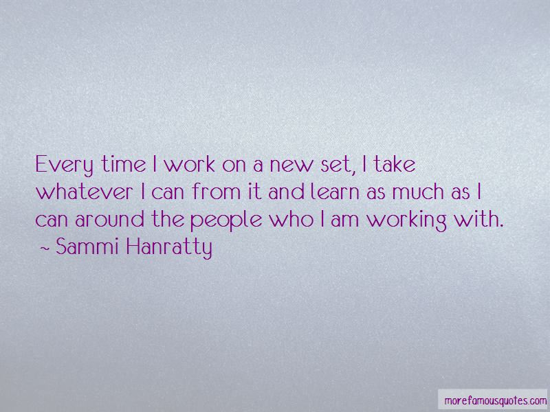 Sammi Hanratty Quotes Pictures 4