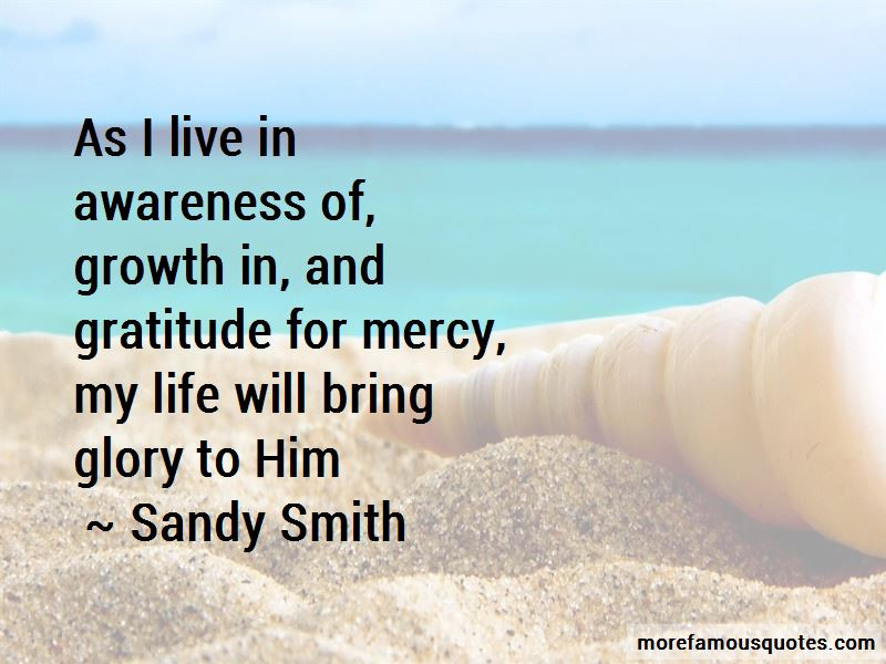 Sandy Smith Quotes Pictures 2