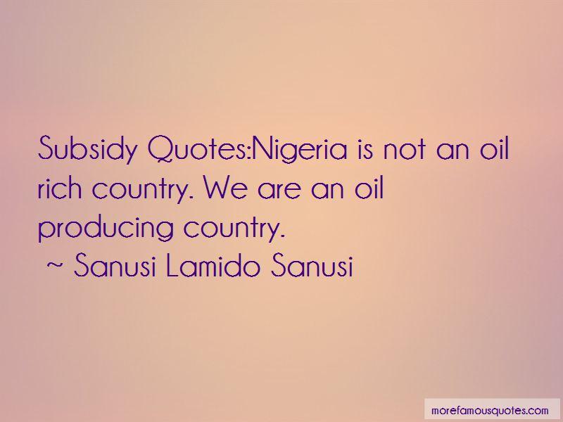 Sanusi Lamido Sanusi Quotes Pictures 3