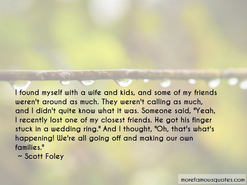 Scott Foley Quotes Pictures 2