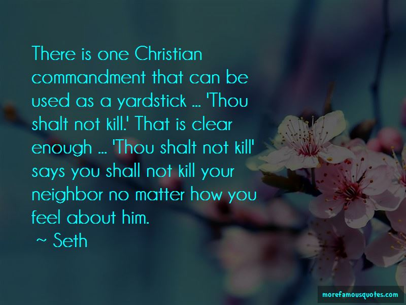 Seth Quotes Pictures 2