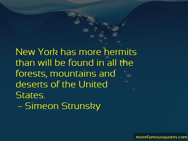 Simeon Strunsky Quotes Pictures 2