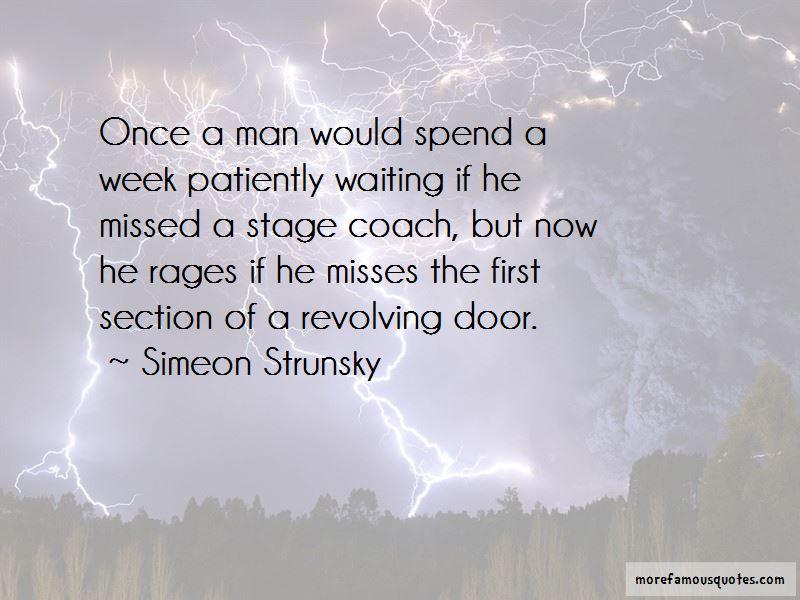 Simeon Strunsky Quotes Pictures 4