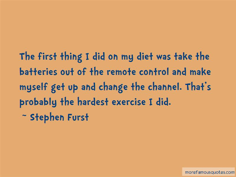 Stephen Furst Quotes Pictures 4