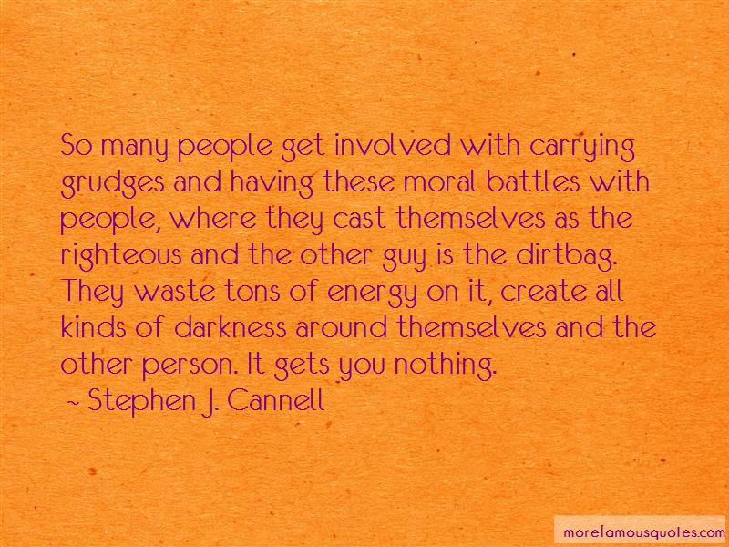 Stephen J. Cannell Quotes Pictures 3