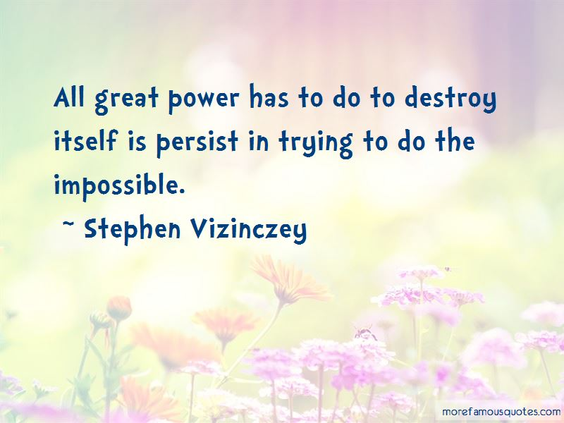 Stephen Vizinczey Quotes